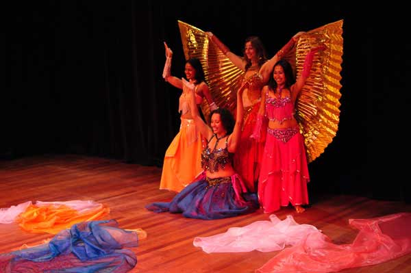 Rituele Buikdans, Goddess dance, healing bellydance, oriëntaalse dans